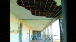 AGMER hizo lista y exige obras en nueve escuelas