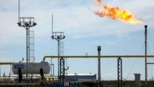 La capital latinoamericana del fracking