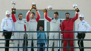 Orcellet- Locher vencedores en el 25º Rally de Concordia