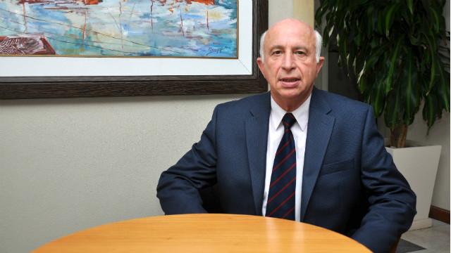 Lic. José Galandrini, Gte. Gral. del hotel.