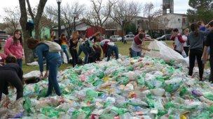 Casi 50 mil envases recuperados por estudiantes