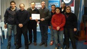 Primer Encuentro Regional de Instructores en Seguridad Vial