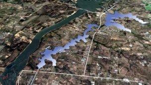 Interés de China en el Río Uruguay