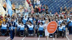 Los Parapanamericanos de Toronto ya están en marcha