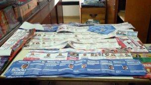 El Estado subsidió con más de $ 2 millones la impresión de boletas