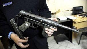 Se defendió de los sicarios con una ametralladora de la Policía de Entre Ríos