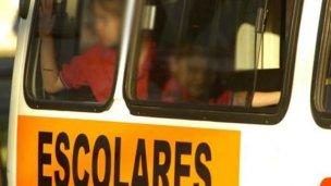 El transporte escolar entrerriano, en nuevas manos