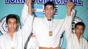 Festejaron los 40 años de judo de Perichón