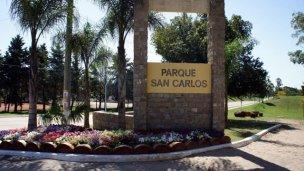 Piden más seguridad para el Parque San Carlos