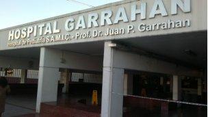 El Garrahan suspendió su campaña en Villa Elisa