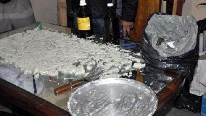 Narcotráfico: tres detenidos en Gualeguaychú