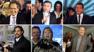 Scioli no irá al debate presidencial