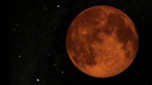"""La """"luna de sangre"""" y los pronósticos apocalípticos"""