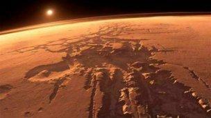 La NASA lo confirma: hay agua en Marte