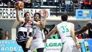 105 a 70: Dura derrota de Estudiantes en La Banda