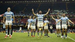 Gigante victoria de Los Pumas
