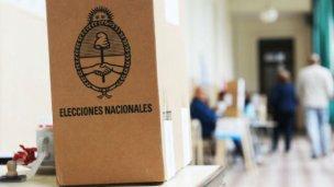 Confirmaron las fechas de las elecciones legislativas