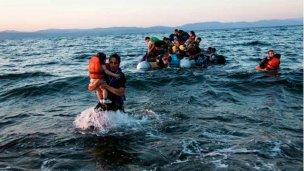 Otro día trágico en el Mar Egeo