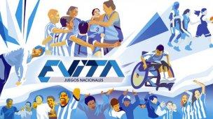 Abierta la inscripción para participar de los Juegos Evita