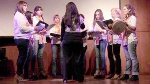 Concierto de Coral Allegra en Santos Justo y Pastor
