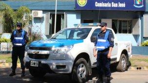Secuestraron un arma y una consola que habían sido robadas