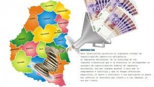 Provincia se puso al día con la deuda a los municipios