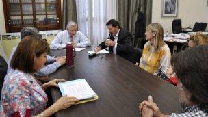 Docentes privados cierran negociaciones hasta febrero