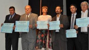 Los elegidos recibieron sus diplomas
