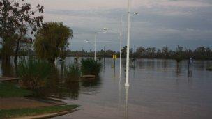 Advierten que el río podría alcanzar los 12,50 metros en el puerto local