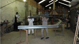 La Asociación busca desarrollar el sector metalmecánico