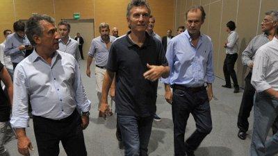Bordet, entre elogios al gobierno nacional y tenues críticas a Urribarri