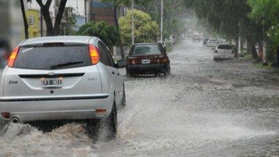 Hay alerta por tormentas para Entre Ríos