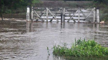 Nación giró los fondos para productores afectados por la inundación