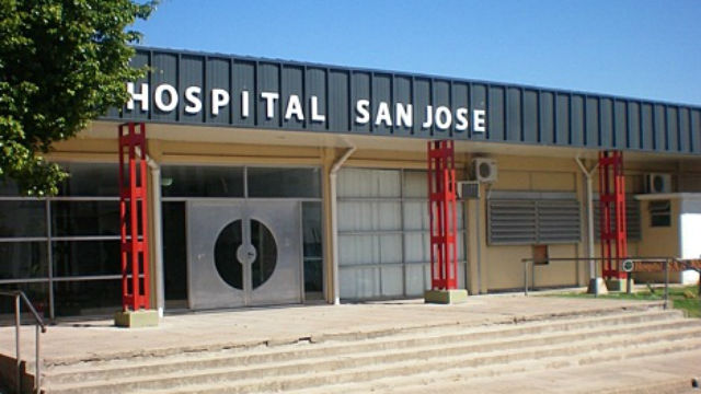 """Hospital """"San José"""", de Federación"""