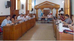 Concejales proponen firmar un convenio con el Colegio de Arquitectos
