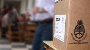 Constancias de no emisión de voto a retirar
