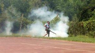 Falló el bloqueo y la familia contrajo dengue