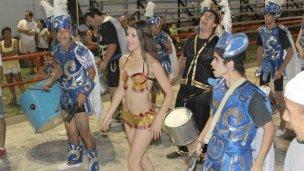 Domingo de carnaval en San José