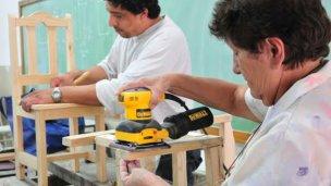Capacitación e inserción laboral para los jóvenes