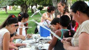 Organizan talleres infantiles para enero y febrero