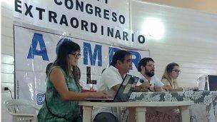 Con nuevo escenario gremial, Agmer llama a congreso