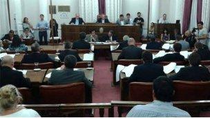 Senadores piden al STJ informes por los viáticos