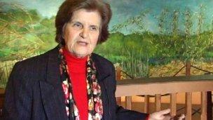 Celia Vernaz, mujer destacada del departamento