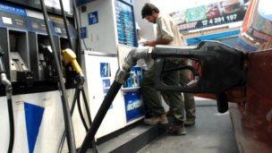 Combustibles: no aceptarán más pagos con tarjetas de crédito