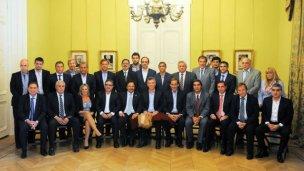 Le  pidió a Macri que aumente los subsidios para colectivos