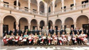 Senadores y Diputados homenajearon a mujeres relevantes de cada departamento