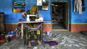 Esclavas de la moda, en su propia casa