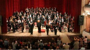 La Sinfónica de Entre Ríos estrena obras de compositor argentino