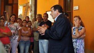 Polémica por un millón de pesos que envió Nación a Colón