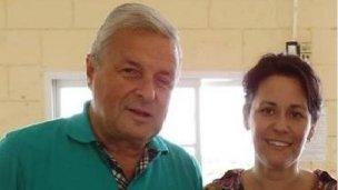 Flavia Mena murió en trágico accidente: era la esposa del Intendente Lauritto